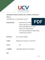 Motores CA y Programacion Plc