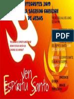 PENTECOSTES 2019