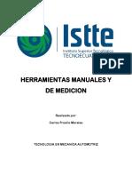 Herramientas Manuales de Medicion - Carlos Proaño