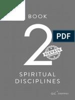 Spiritual Disciplines Elevate Edition CCF