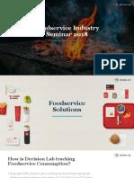 Decision Lab - Foodservice Seminar 2018 - Market Update Vietnam
