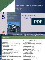 Dynamics 15 Lecture