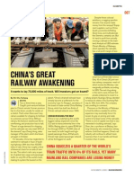 China's Great Railway Awakening