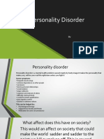 axxxxx mental health presentation