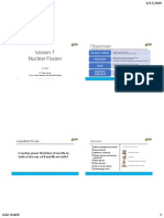 nuclear fission lecture handout