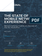 The State of Mobile Experience May 2019 0