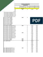 Peso de La Edificaciòn (3-5to Nivel)