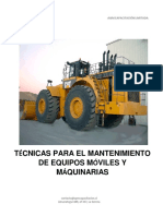 Manual Téc de Mant Equip y Máq 994F a&M
