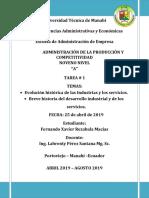 Administracion Tarea1 Fer