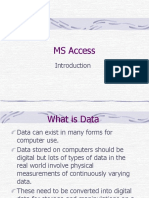 Chapter 5 - MS Access-1