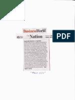Business World, June 18, 2019, House holds orientation on legislation.pdf