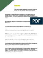Aim, Scope & Method of Educational Psychology