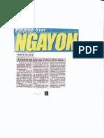 Pilipino Star Ngayon, June 18, 2019, Kalahati ng bagong Solons, first timer.pdf