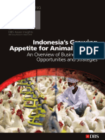 Growing Appetite for Animal Protein