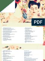 Motherland - Booklet