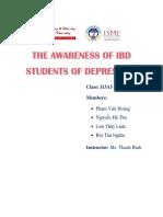 Report i13a5 Phamviethoang Depression(1)