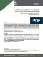 Artigo - o Modelo de Greenblatt