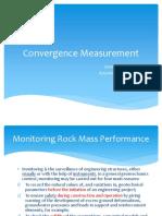Convergence Indicator