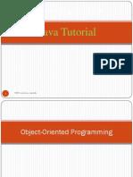Intro to Java