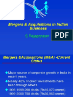 Mergers & Acquisitions in Indian Business Modfd
