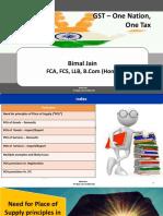 CA Bimal Jain GST document