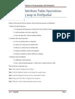 DotSpatial Tutorials DotSpatial Tutorial 4