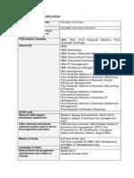 Mba Programme Modules Specs