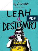 Becky Albertalli - 2 Leah a Destiempo