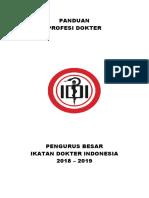 Panduan Profesi Dokter 26 Mei 2019