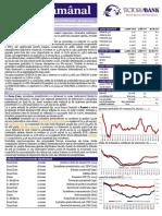 VB Saptamanal 18.06.2019 Ciclul Investitional Continua, Inflatia Accelereaza