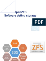 Zfs Tech Talk