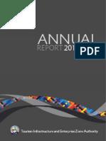 TIEZA Annual Report 2014-2015
