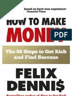How to Make Money Felix Dennis
