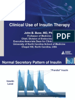 Slide Clinical Use of Insulin Therapy (ADA).ppt