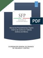 Manual de Procedimientos Oic Tgm