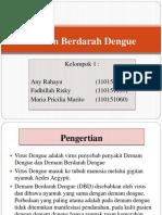 Demam Dengue