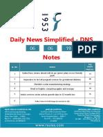 DNS PDF 6th June