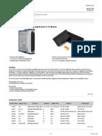 NI 9422 Data Sheet