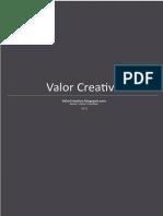 Plantilla 16 - 2007 y 2010 - Valor Creativo v1