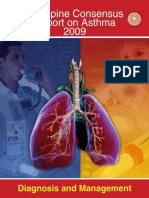 PHILIPPINES Asthma Consensus Guidelines 2009