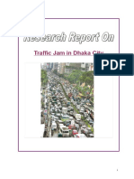 24861079-Research-on-Traffic-Jam.doc