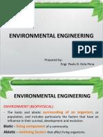 1) Environmental Engineering Intro