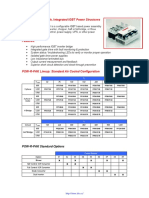 ABB Control PP30012HS Datasheet
