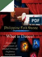 Philippine Folk Dance
