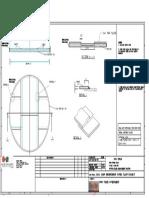 Fire Water Tank Bottom Plate Arrangement Drawing-Layout1
