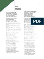 Pescaria - Versos