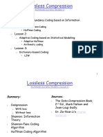 3-1-Lossless Compression.ppt