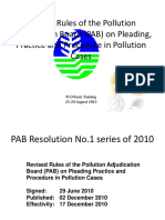 2017_PAB on Pleading, Practice & Procedures