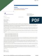 FDA Warning Letter 3 2010