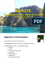 2017_RA 9275_Clean Water Act